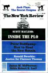 November 7 1991 Issue The New York Review Of Books The