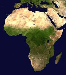 220px-Africa_satellite_orthographic