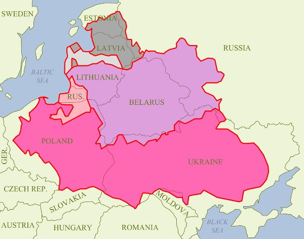 Poland-Lithuanian Commonwealth, 1619, credit