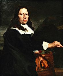 Simon van der Stel, first governor of the Dutch Cape Colony. His maternal grandmother was an Indian slave
