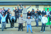 A Bangladeshi youth gang in Tower Hamlets, London. Credit: Wikimedia Commons, Bangali71