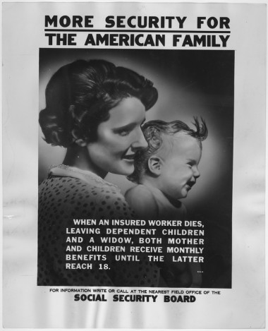 The fascist critique of liberalism influenced America's New Deal, which sought to reward stay-at-home mothers, at the expense of working women and single women
