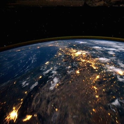 ISS-Flying-Over-Planet-Earth - Copy