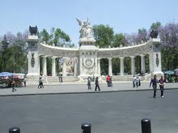 Juarez Monument, from Google Images