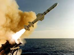 "A Tomahawk Land-Attack Missile, presumably what the  conspiracy people mean, if they have any idea what they mean, when they say ""cruise missile."""