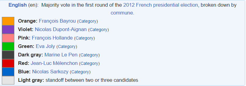 French 2012 election key