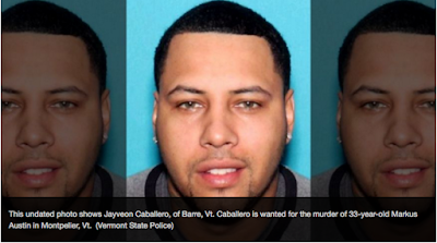 A black guy responsible for the first homicide in over one hundred years in the capital city of Vermont…