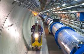 The Large Hadron Collider, a gigantic particle accelerator at CERN, in Switzerland, a massive instrument for research in subatomic physics. It is one of the greatest and most challenging projects of humanity. The Japanese could do this if they wanted to badly enough and soon, perhaps, the Chinese. They didn't. The technology is a white man's show, starting from Athens 2500 years ago. Are you sure you should be ashamed of this?
