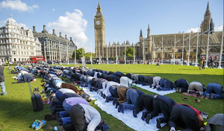 Terror attack after terror attack after terror attack in England… and the flow of Muslim immigration to the island remains unabated