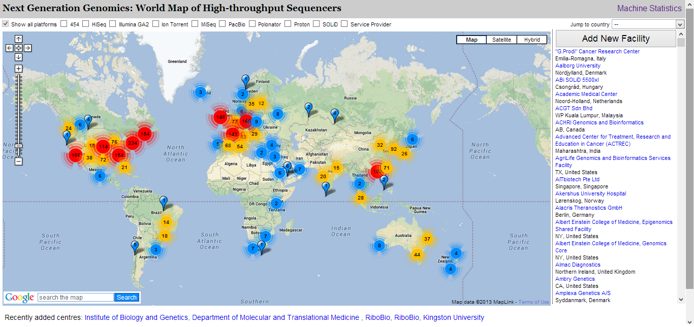 map-world-dna-sequencers