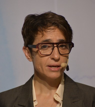 Masha Gessen.  Credit: Bengt Oberger/Wikimedia Commons, CC BY-SA 4.0