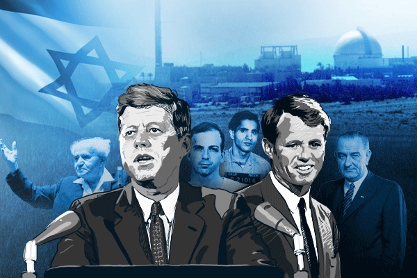 Did Israel Kill The Kennedys By Laurent Guynot The Unz Review