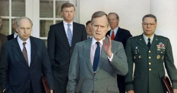 The Bowdlerized Bush Obituaries By Philip Giraldi The Unz Review
