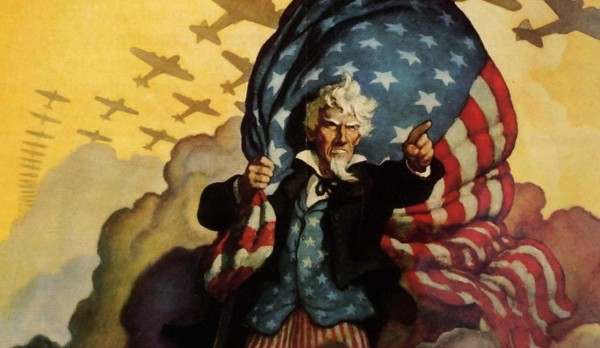 The Mystery of American Power, by Guillaume Durocher - The