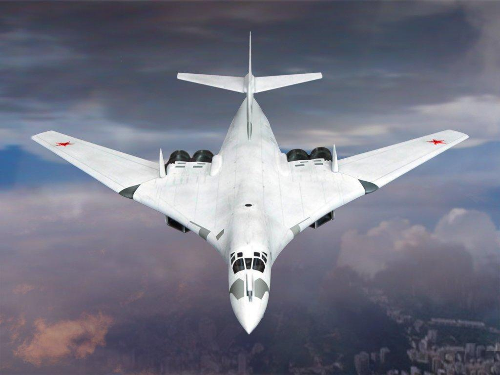 "I will admit, this is a scary looking ""strateg"" (as these supersonic heavy strategic bombers are called by their crews)"