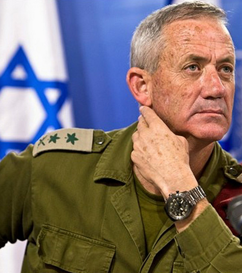 "Benny Gantz – the new face of ""Western civilization""?"