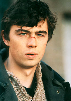 "Sergei Bodrov as ""Danila Bagrov"" in the movie Brother-2"