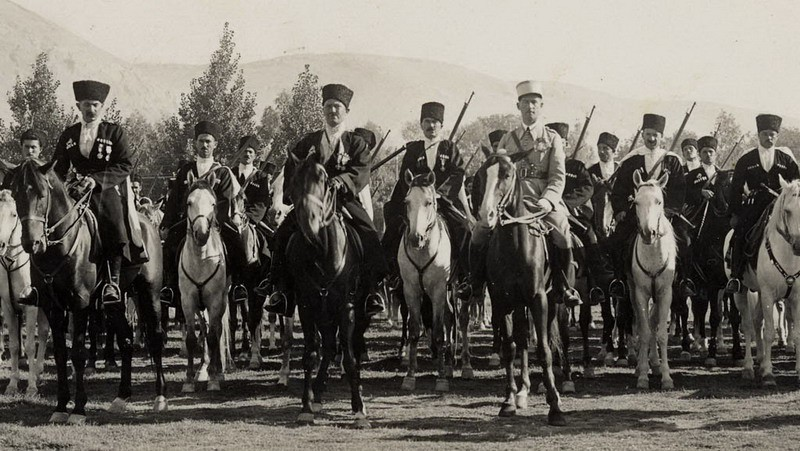 Circassians in the Army of the Levant during the French Mandate
