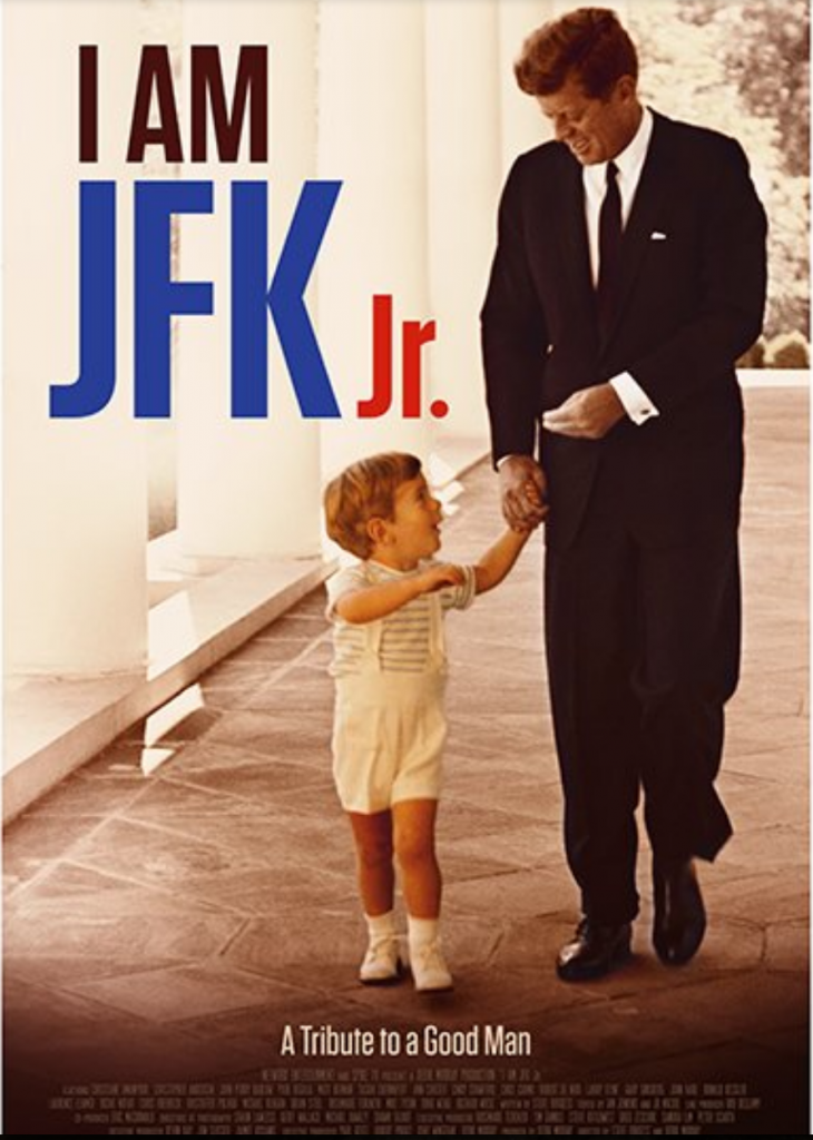 John's life and personality are movingly presented in the film I am JFK Jr. (2016)