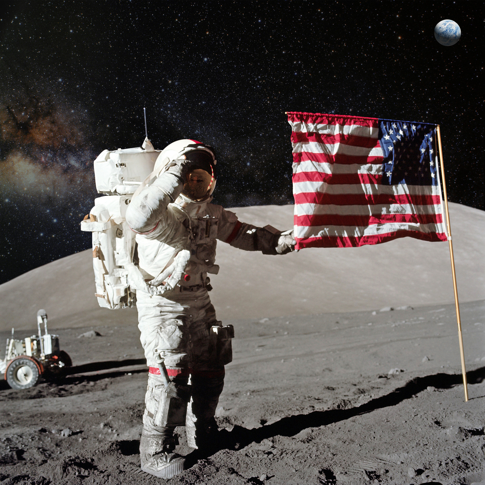 The Moon Landings: A Giant Hoax for Mankind?