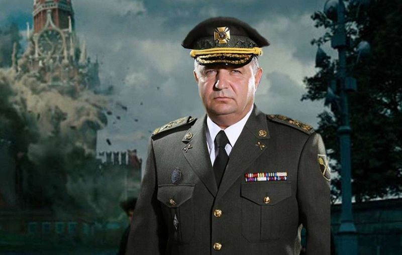Ukie Defense Minister Poltorak photoshops himself before an exploding Kremlin Tower.  This is the kind of nonsense that gets even Duma members angry.