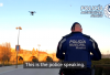 Spanish police using drones to surveil citizens and instruct them to keep home.