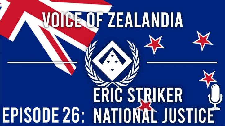 Podcast: A Discussion with Kerry Bolton and Action Zealandia, by Eric Striker