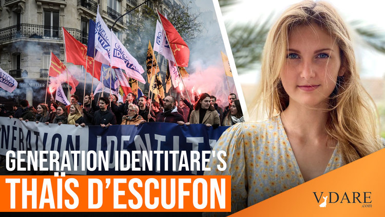 France Cracks Down On Generation Identitaire, A Movement of the Patriotic Young Who Want Europe for Europeans, by Rémi Tremblay