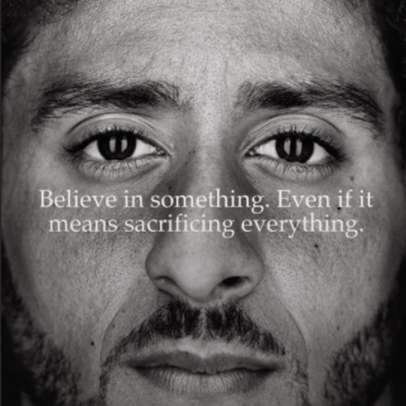 "Nike openly supports ""death to America"" rhetoric. Because it's the right thing to do, I guess?"